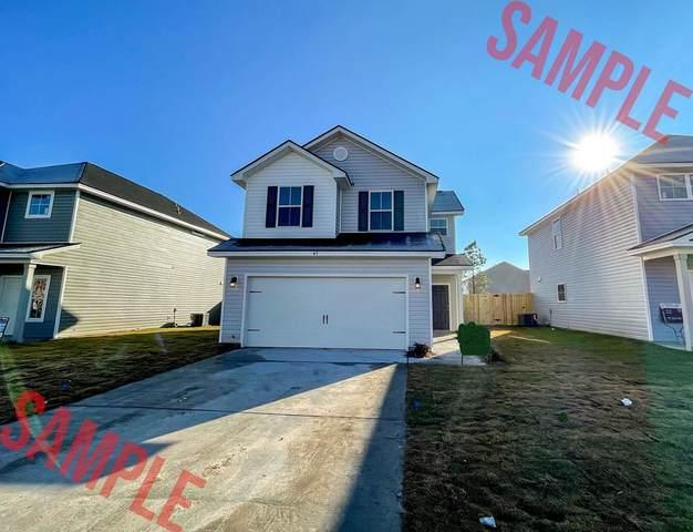 195 Gambrel Road, Hinesville, GA 31313 (MLS #139402) :: Coldwell Banker Southern Coast