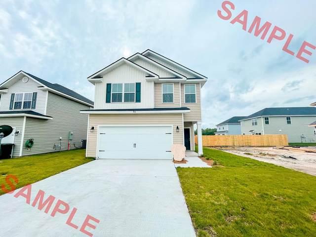 187 Gambrel Road, Hinesville, GA 31313 (MLS #139403) :: Coldwell Banker Southern Coast