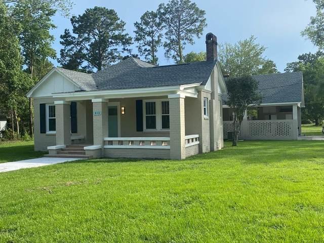 412 East Magnolia Street, Jesup, GA 31546 (MLS #139433) :: RE/MAX Eagle Creek Realty