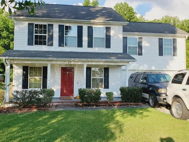 421 Auburn Road, Glennville, GA 30427 (MLS #139442) :: Coldwell Banker Southern Coast