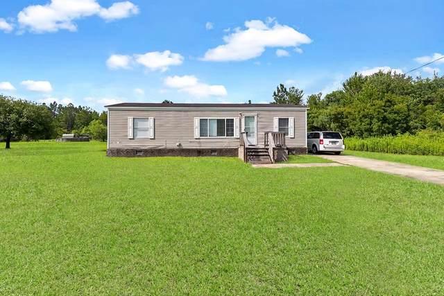 268 Persimmon Boulevard Ne, Ludowici, GA 31316 (MLS #139474) :: Coldwell Banker Southern Coast