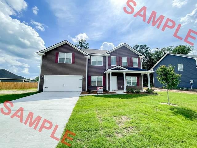 143 Richmond  Pass Circle, Midway, GA 31320 (MLS #139487) :: Coldwell Banker Southern Coast