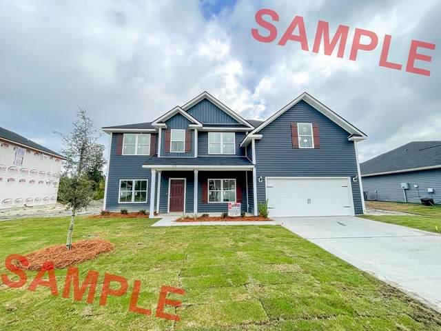 155 Richmond  Pass Circle, Midway, GA 31320 (MLS #139489) :: Coldwell Banker Southern Coast