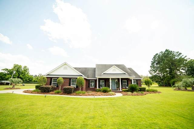 1525 Hyma Poppell Loop, Odum, GA 31555 (MLS #139491) :: Coldwell Banker Southern Coast