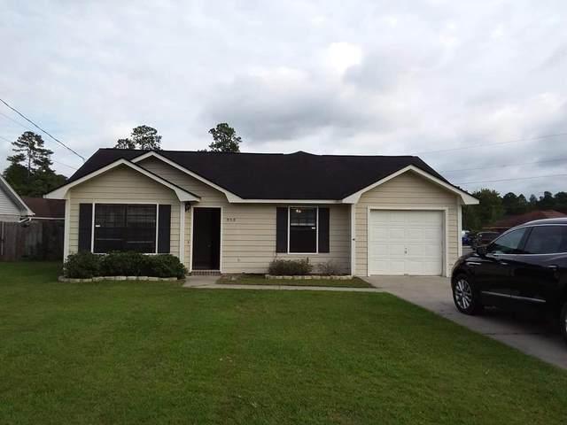 959 Shady Lane, Hinesville, GA 31313 (MLS #139492) :: Coldwell Banker Southern Coast