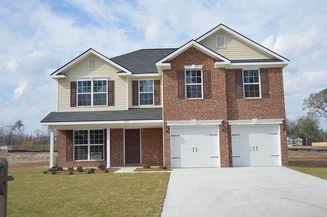 411 Nashview Trail, Allenhurst, GA 31313 (MLS #139516) :: eXp Realty