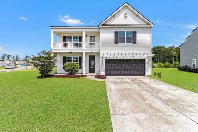 98 Westbourne Way, Savannah, GA 31407 (MLS #139659) :: Coldwell Banker Southern Coast