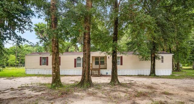 999 River Ridge Circle, Jesup, GA 31545 (MLS #139703) :: Coldwell Banker Southern Coast