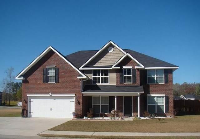 204 Whitaker Way, Midway, GA 31320 (MLS #139736) :: Coldwell Banker Southern Coast