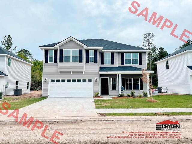 190 Summit Circle, Midway, GA 31320 (MLS #139852) :: Coldwell Banker Southern Coast