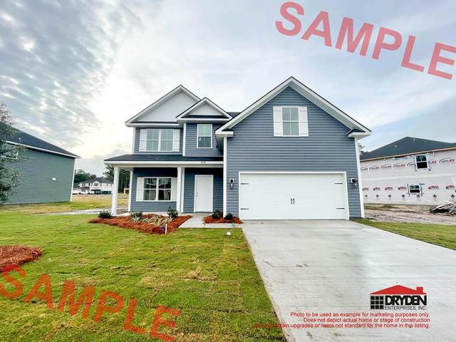 183 Summit Circle, Midway, GA 31320 (MLS #139853) :: Coldwell Banker Southern Coast