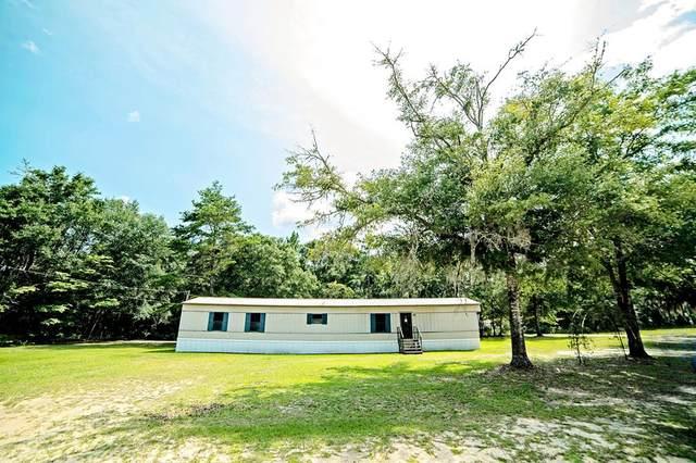 881 River Ridge Drive, Jesup, GA 31545 (MLS #139888) :: Coldwell Banker Southern Coast