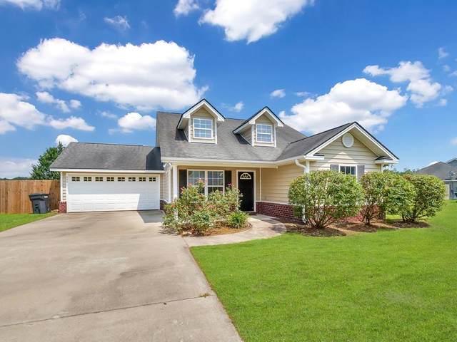 206 Parish Loop Ne, Hinesville, GA 31313 (MLS #139890) :: Coldwell Banker Southern Coast