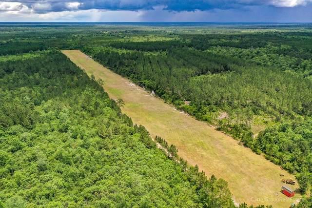 0 Bennett Road, Screven, GA 31560 (MLS #139907) :: RE/MAX Eagle Creek Realty