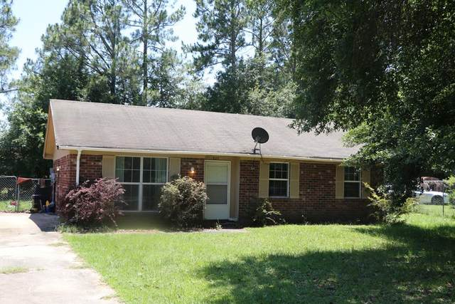 927 Greenbriar Trail, Hinesville, GA 31313 (MLS #139911) :: Coldwell Banker Southern Coast
