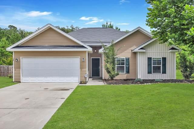 133 Mustang Drive, Guyton, GA 31312 (MLS #139914) :: Coldwell Banker Southern Coast