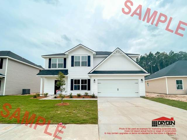 157 Summit Circle, Midway, GA 31320 (MLS #139951) :: Coldwell Banker Southern Coast