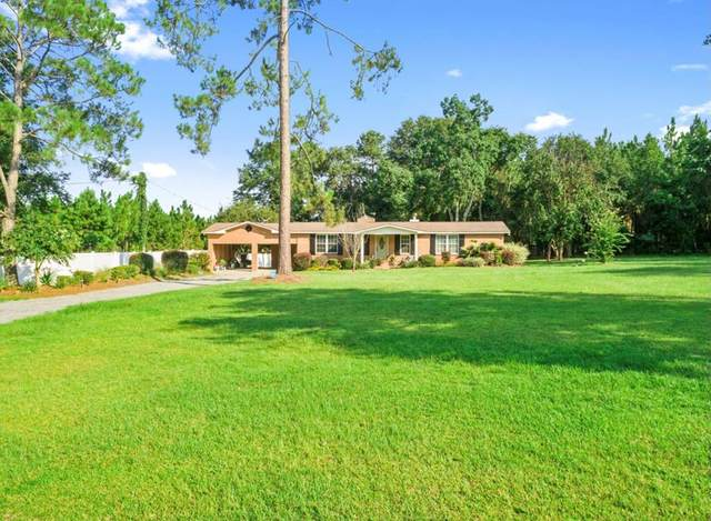 1256 Osteen Branch Road, Jesup, GA 31545 (MLS #139953) :: Coldwell Banker Southern Coast