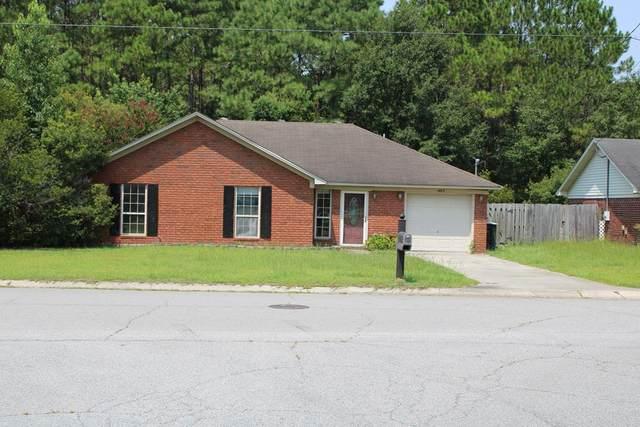 1405 Coalition Circle, Hinesville, GA 31313 (MLS #139954) :: Coldwell Banker Southern Coast
