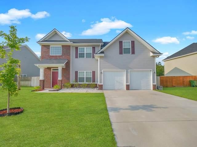 1429 Evergreen Trail, Hinesville, GA 31313 (MLS #139956) :: RE/MAX Eagle Creek Realty