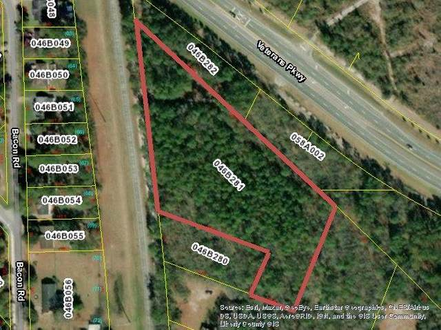 3.47 AC Cherrie Murrell St., Hinesville, GA 31313 (MLS #140035) :: Coldwell Banker Southern Coast