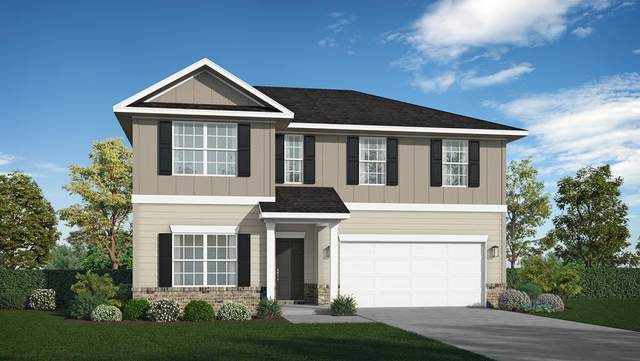 83 Avondale Drive, Ludowici, GA 31316 (MLS #140046) :: Coldwell Banker Southern Coast