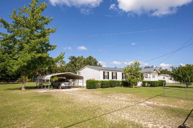 6605 Tot Drive, Blackshear, GA 31516 (MLS #140115) :: Coldwell Banker Southern Coast