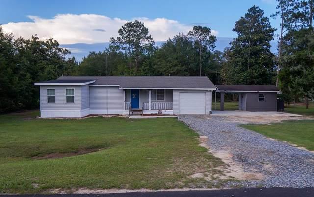 7460 Nine Run Road, Screven, GA 31560 (MLS #140118) :: Coldwell Banker Southern Coast