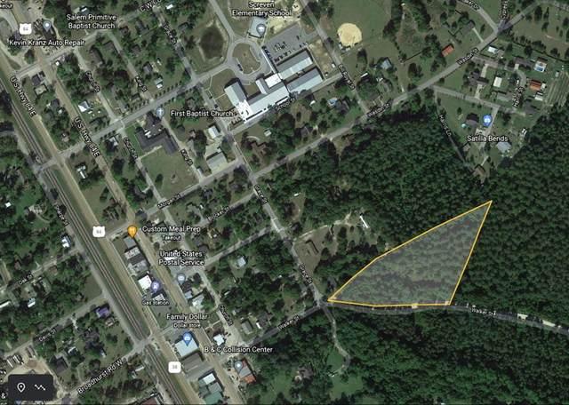 0 Walker Street, Screven, GA 31560 (MLS #140178) :: Coldwell Banker Southern Coast