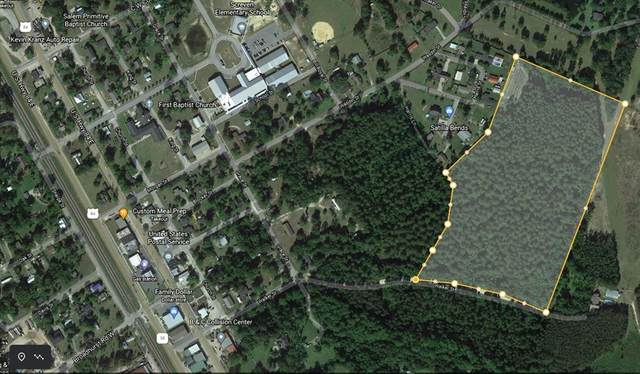 0 Walker Street, Screven, GA 31560 (MLS #140181) :: Coldwell Banker Southern Coast