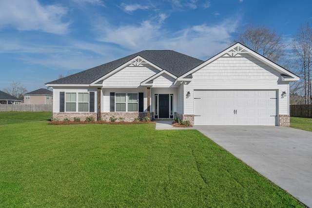 lot 10 Linden Drive, Jesup, GA 31545 (MLS #140221) :: Coldwell Banker Southern Coast