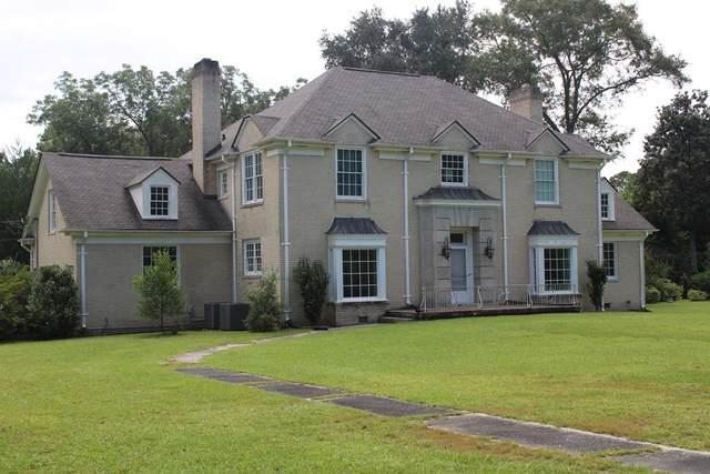 172 East Brazell Street, Reidsville, GA 30453 (MLS #140227) :: Coldwell Banker Southern Coast