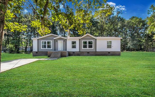 55 Cartertown Estates Drive, Richmond Hill, GA 31324 (MLS #140388) :: Coldwell Banker Southern Coast