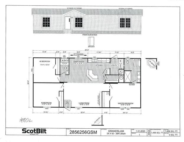 Lot 17 Cutters Gap Ne, Ludowici, GA 31316 (MLS #140393) :: Coldwell Banker Southern Coast