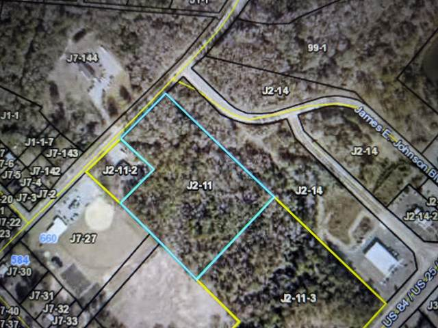 0 North 4th Street, Jesup, GA 31545 (MLS #140415) :: RE/MAX Eagle Creek Realty
