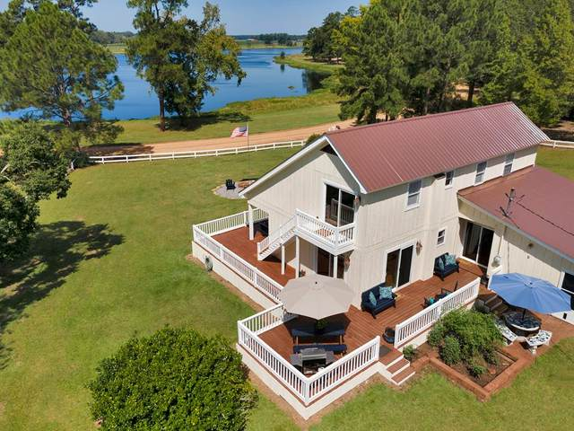 1661 East Lake Drive, Screven, GA 31560 (MLS #140421) :: RE/MAX Eagle Creek Realty
