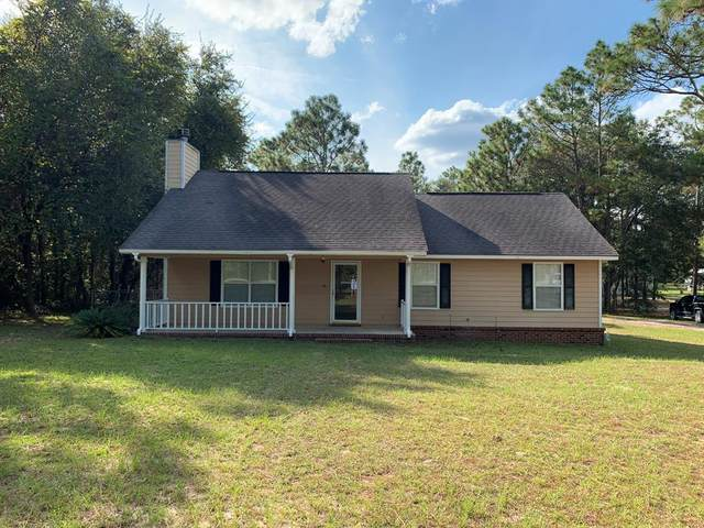 1453 Spring Grove Road, Jesup, GA 31545 (MLS #140436) :: RE/MAX Eagle Creek Realty
