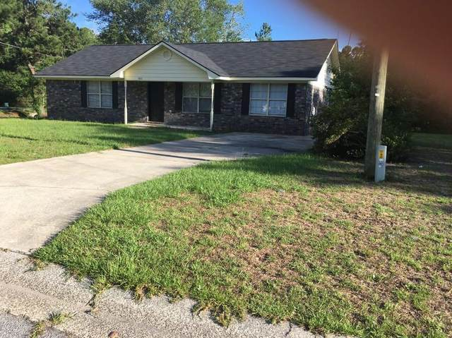 1011 Farr Court, Hinesville, GA 31313 (MLS #140462) :: Coldwell Banker Southern Coast