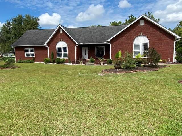 49 Josh Drive, Jesup, GA 31546 (MLS #140484) :: Coldwell Banker Southern Coast