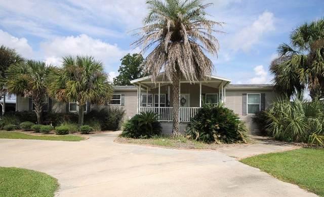 578 Ed Harrell Road, Hortense, GA 31523 (MLS #140486) :: RE/MAX Eagle Creek Realty
