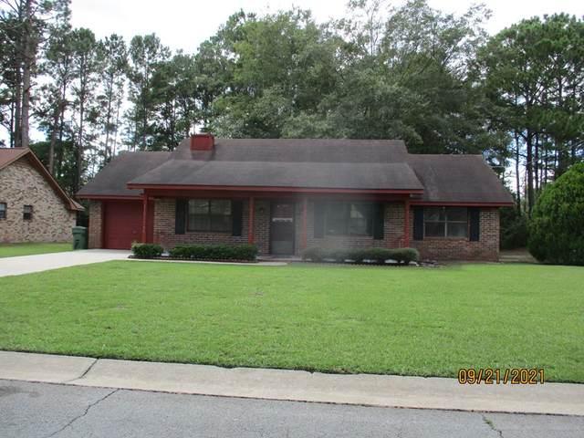 703 Little John Drive, Hinesville, GA 31313 (MLS #140512) :: Coldwell Banker Southern Coast