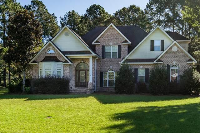 710 Merganser Circle, Glennville, GA 30427 (MLS #140540) :: Coldwell Banker Southern Coast