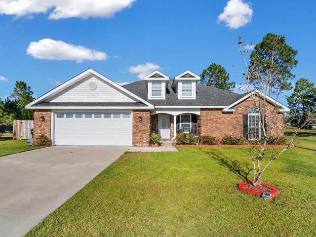 652 Burnt Pines Road, Ludowici, GA 31316 (MLS #140552) :: Coldwell Banker Southern Coast