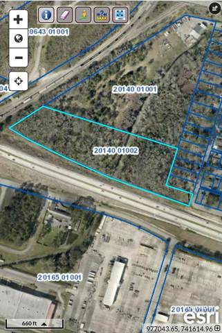 7.5Acres Derenne Avenue, Savannah, GA 31405 (MLS #140557) :: Coldwell Banker Southern Coast