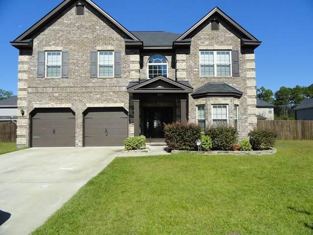 804 Barrington Drive, Hinesville, GA 31313 (MLS #140565) :: Coldwell Banker Southern Coast