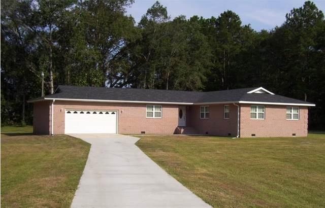 203 Lake Gale Drive, Midway, GA 31320 (MLS #140575) :: Coldwell Banker Southern Coast