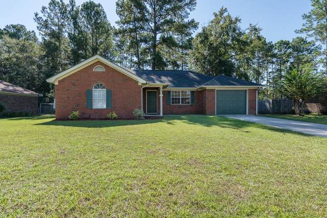 825 East Oxford Lane, Hinesville, GA 31313 (MLS #140581) :: Coldwell Banker Southern Coast