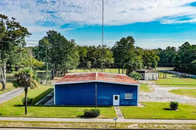 755 East Pine Street, Jesup, GA 31545 (MLS #140627) :: Coldwell Banker Southern Coast