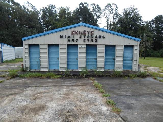 6411 Hwy 84 East, Patterson, GA 31557 (MLS #140733) :: Coldwell Banker Southern Coast