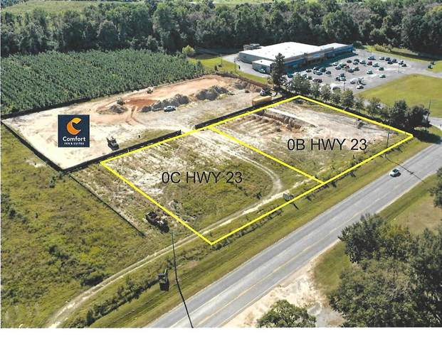 0 C Highway 23, Reidsville, GA 30453 (MLS #140739) :: Coldwell Banker Southern Coast